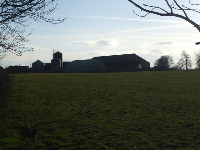 Gunby Hall Farm