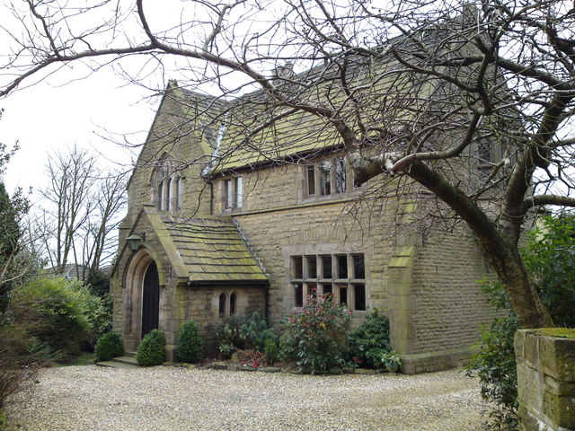 Vicarage, Christ Church