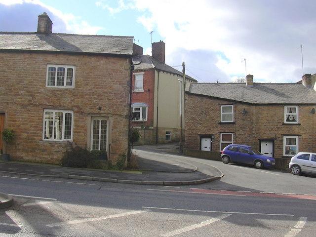 Manchester Road-Hollins Lane Accrington