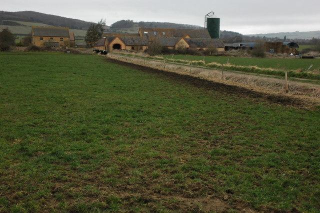 Raymeadow Farm, near Wormington