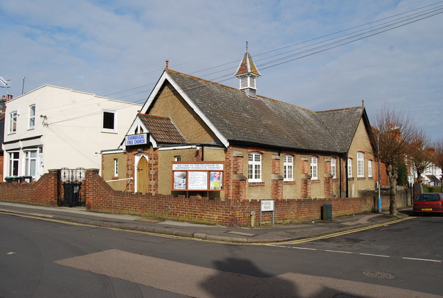 Evangelical Free Church, Douglas Rd