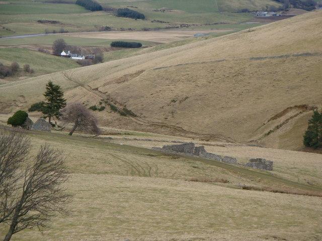 Ruins of Hillside