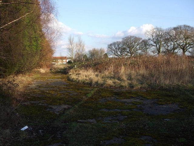 Wasteland off Lund Lane