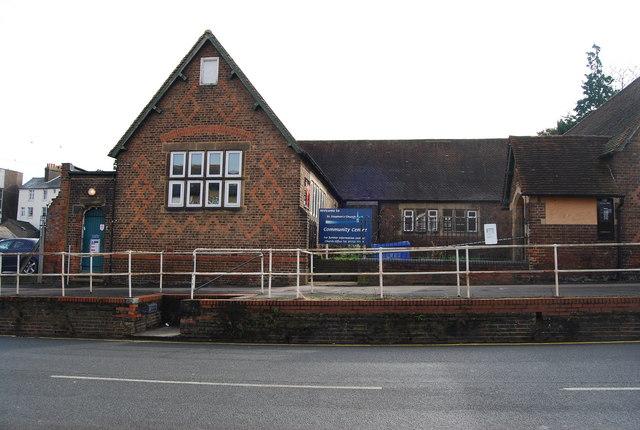 St Stephen's Church Community Centre, Waterloo Rd