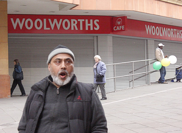 Woolworths has ceased trading