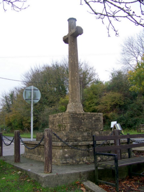 War Memorial, Piddlehinton
