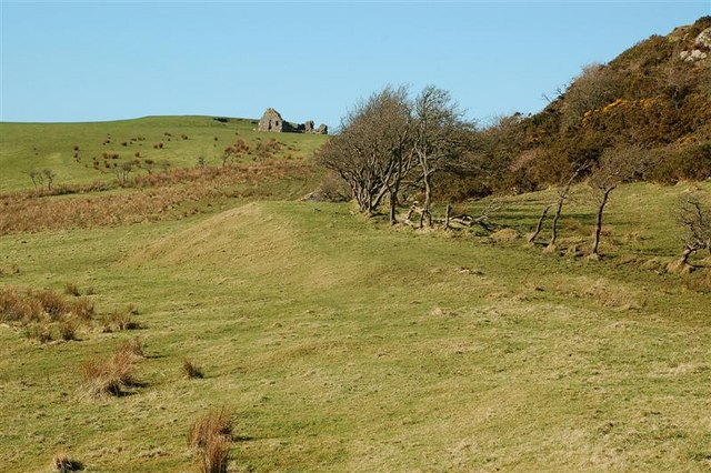 Towards The Ruined Cottage