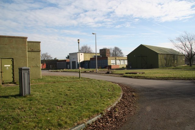 Former RAF Binbrook