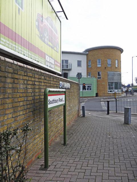 Southbury Road, Ponders End