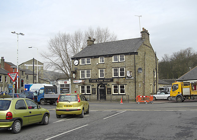 The Rams Head, Newchurch Road