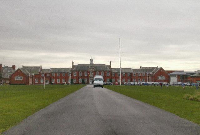 Formerly King Edward VII Grammar School
