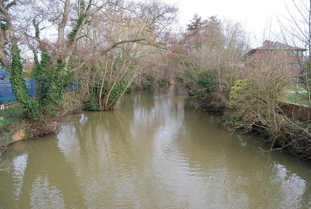 River Medway, Tonbridge