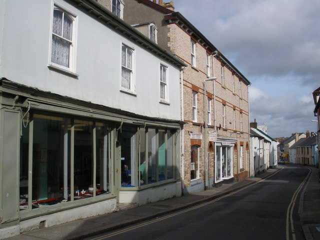 Wells Park Road, Great Torrington
