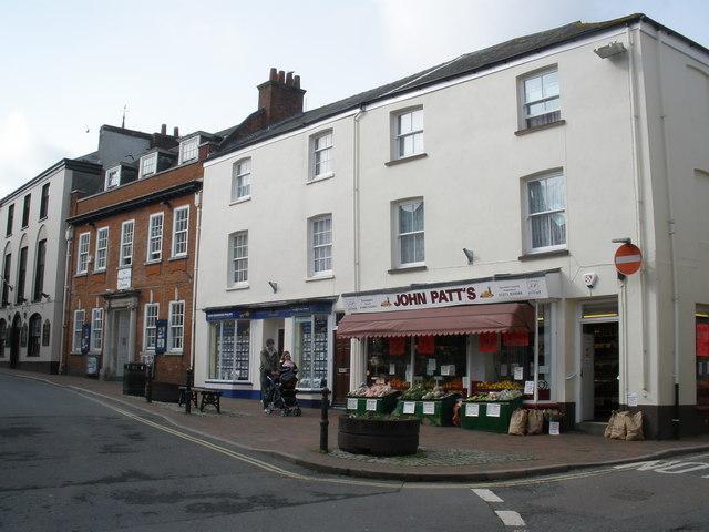 Lower South Street, Great Torrington