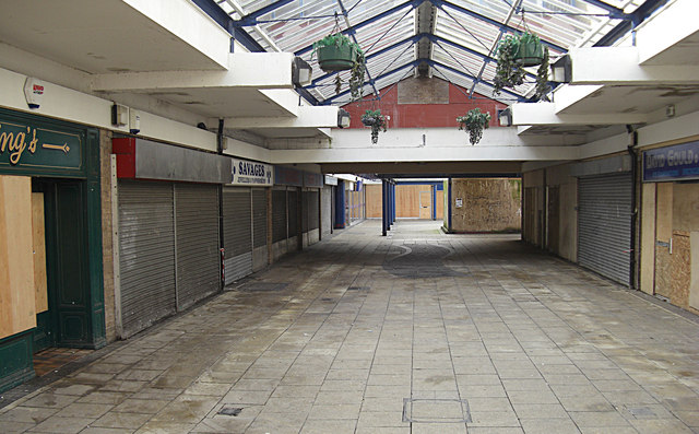 Valley Centre shopping precinct