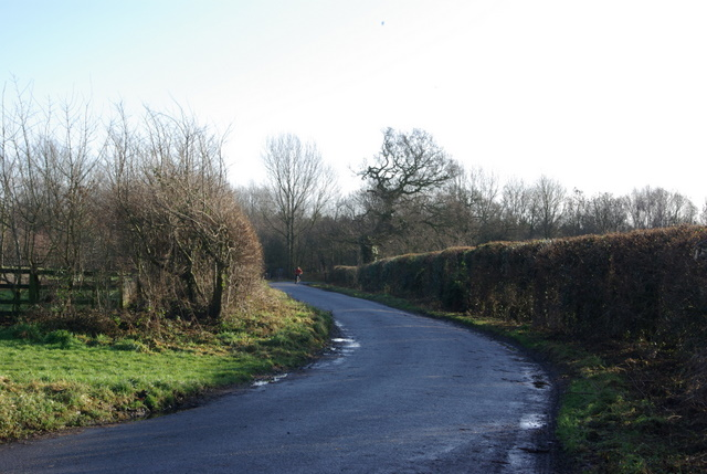 Ufton Fields lane