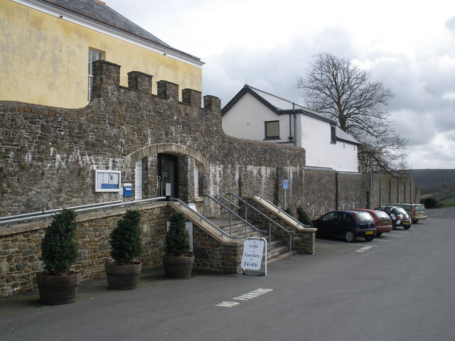 Tourist Information centre, Great Torrington