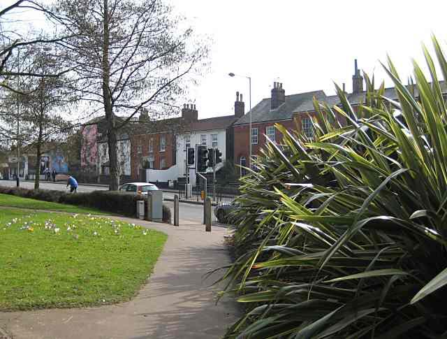 Queen's Road, Norwich