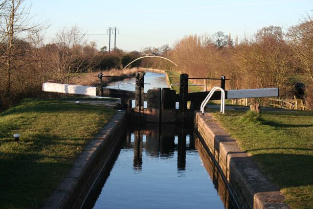 Swanley Lock no. 2