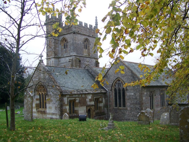 The Church of St Mary the Virgin, Piddlehinton