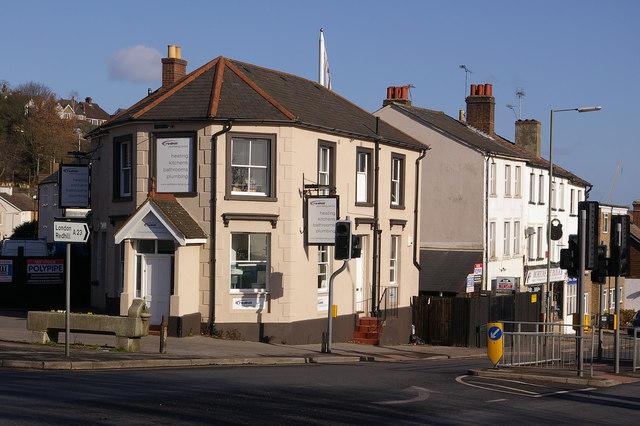 Former New Inn