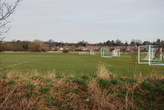 Tonbridge School Hockey Pitches (2)