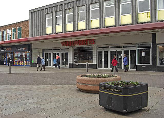 Woolworths, Accrington