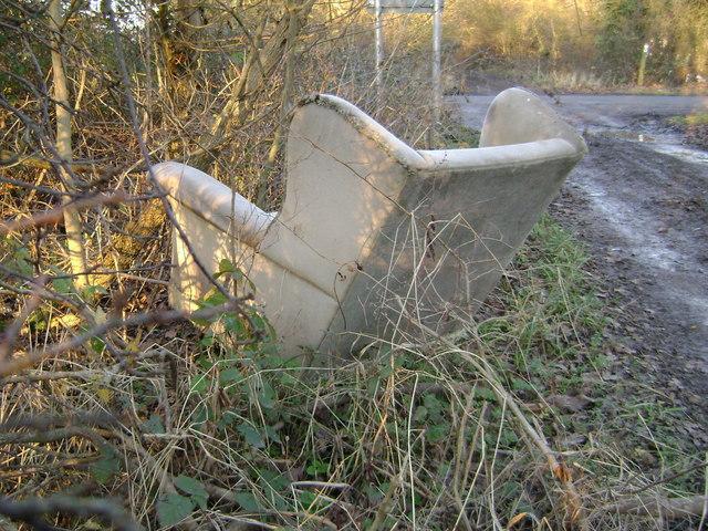 Street furniture, Ridgeway Lane