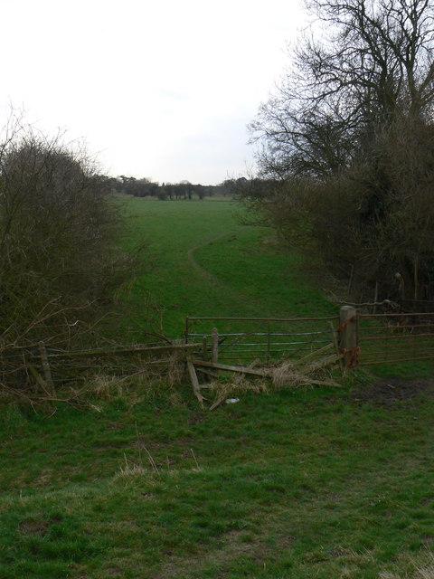 Footpath to Snaith
