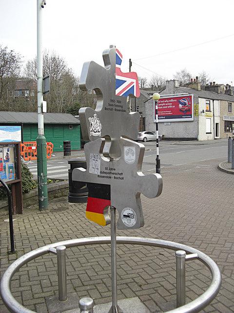 Public art, Rawtenstall
