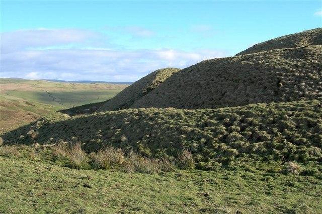 The Edge Of Dinvin Motte