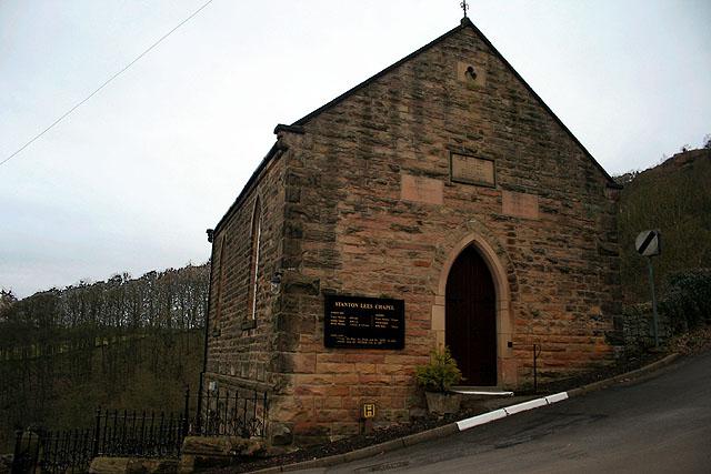 Stanton Lees Chapel