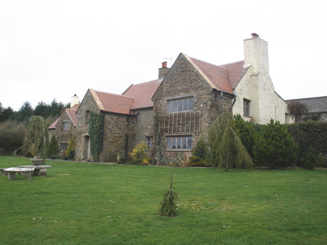 Blinsham House
