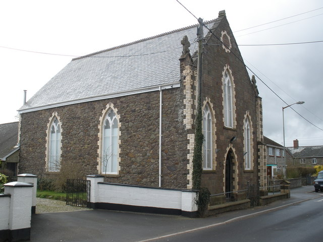 Ebenezer Chapel, Copplestone