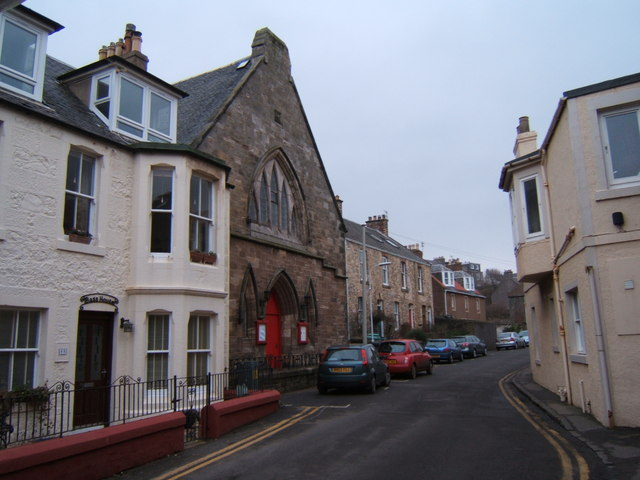 Eastward, Lower Largo
