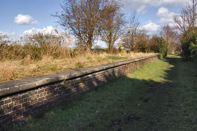 Former station, Holme-on-Spalding-Moor