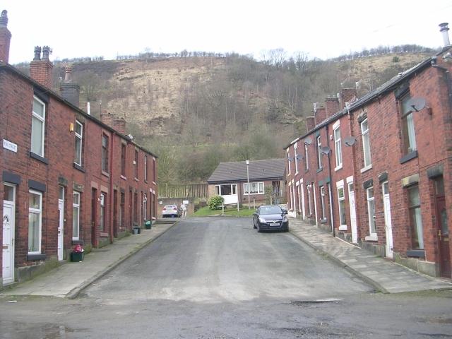 Fir Street - Scott Street