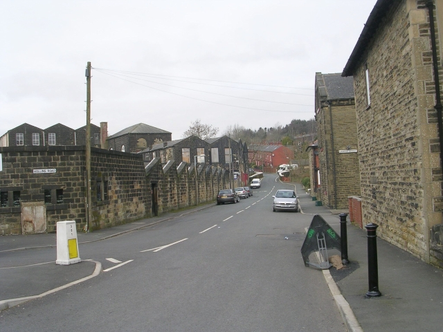 Hollins Road - Rochdale Road