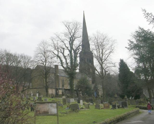 St Peter's Church - Church Walk