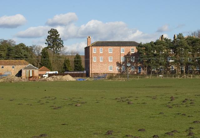 Holme Hall, Holme-on-Spalding-Moor