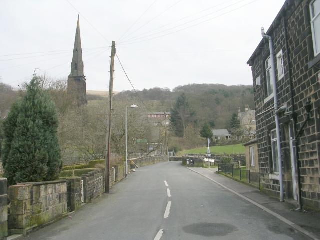 St Peter's Gate - Rochdale Road