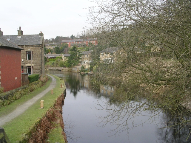 Rochdale Canal - St Peter's Gate