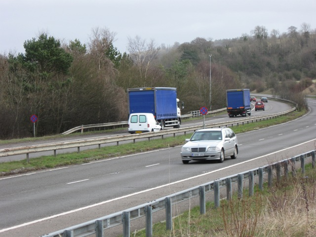 Tring Bypass (A41)