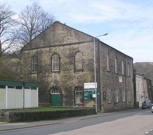 Walsden Methodist Church - Rochdale Road