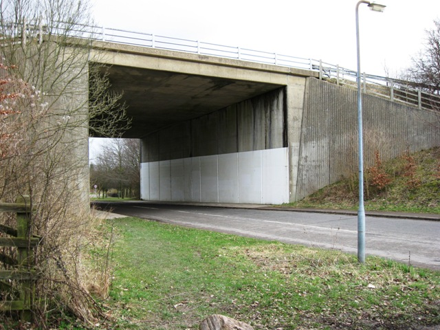 Bridge over Duckmore Lane, Tring