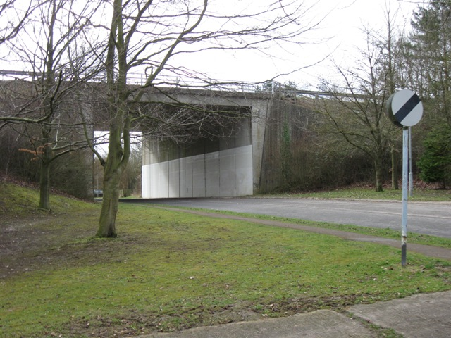 Bridge over Duckmore Lane, Tring