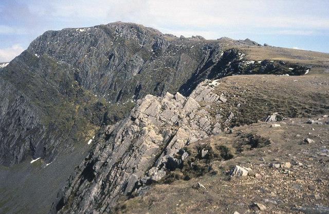 Cadair Idris summit