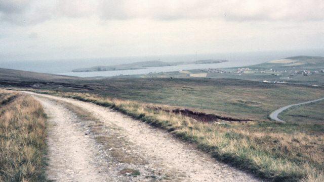 Hillside above Leebotten