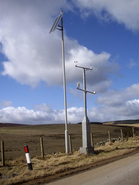 Meteorological installation