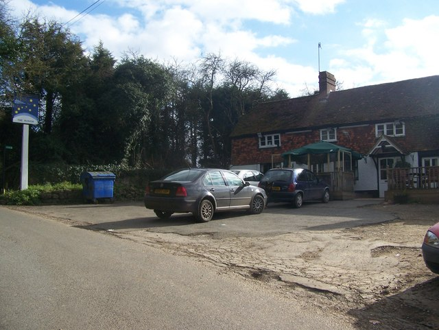 The Plough Public House, Basted